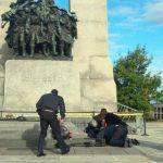 Un individuo armado dispara contra un soldado cerca del Parlamento de Canadá