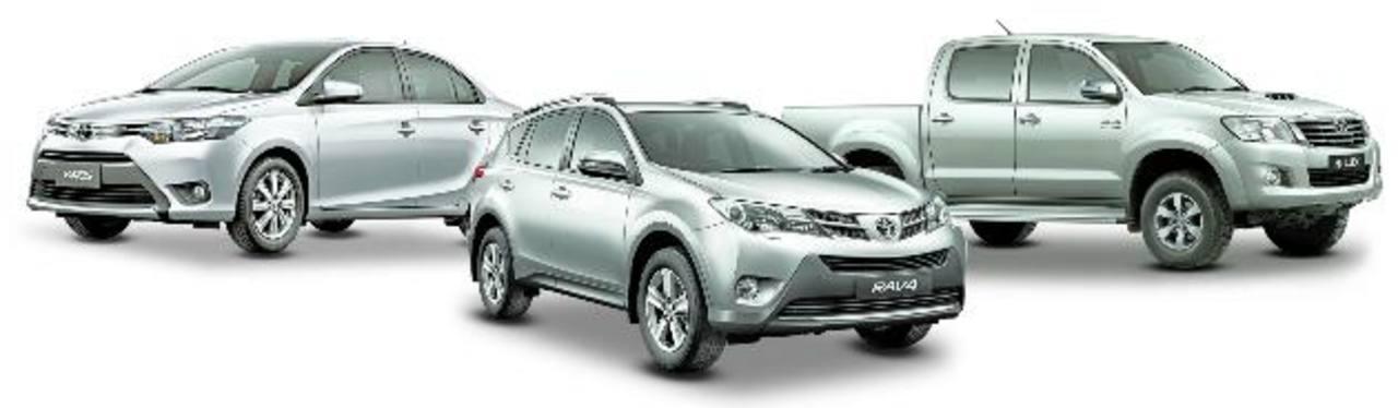 Los salvadoreños pueden adquirir su vehículo hasta con 72 meses plazo. foto edh / Cortesía