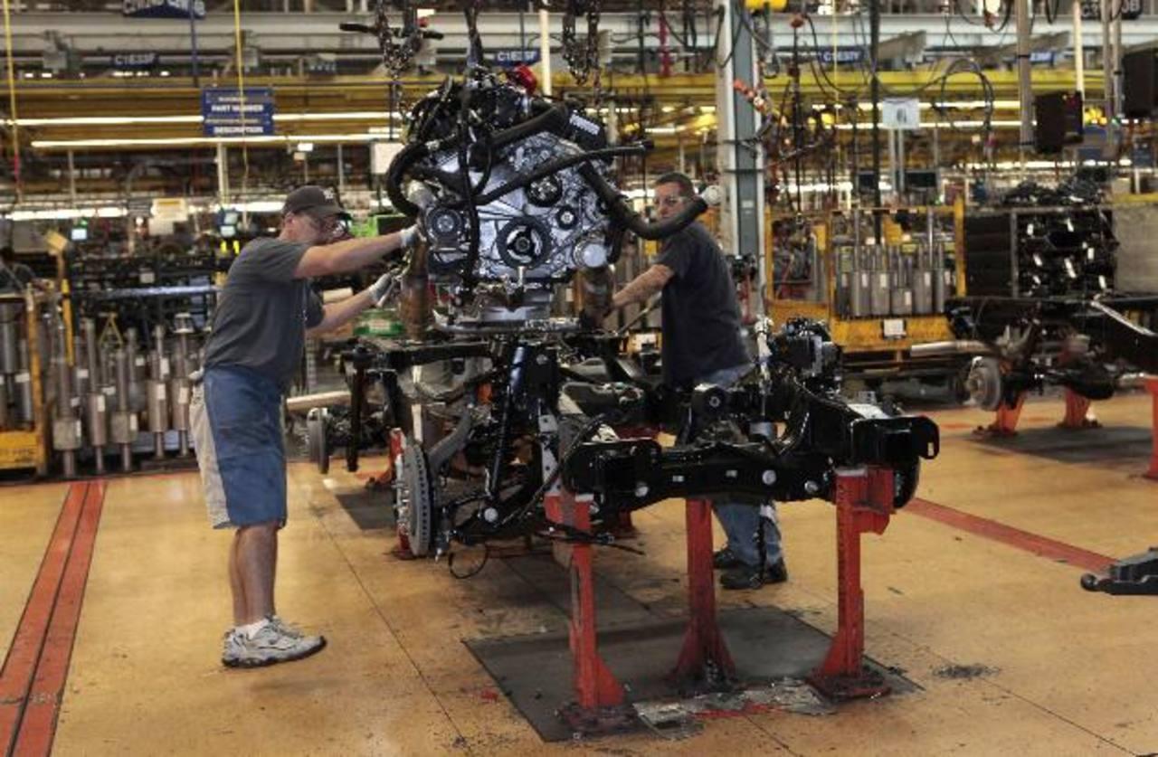 Ford es un importante fabricante de vehículos en EE. UU.