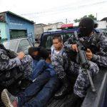 Cámaras de vigilancia filmaron a los supuestos asesinos, lo que facilitó su captura poco después. Foto EDH / Claudia Castillo.