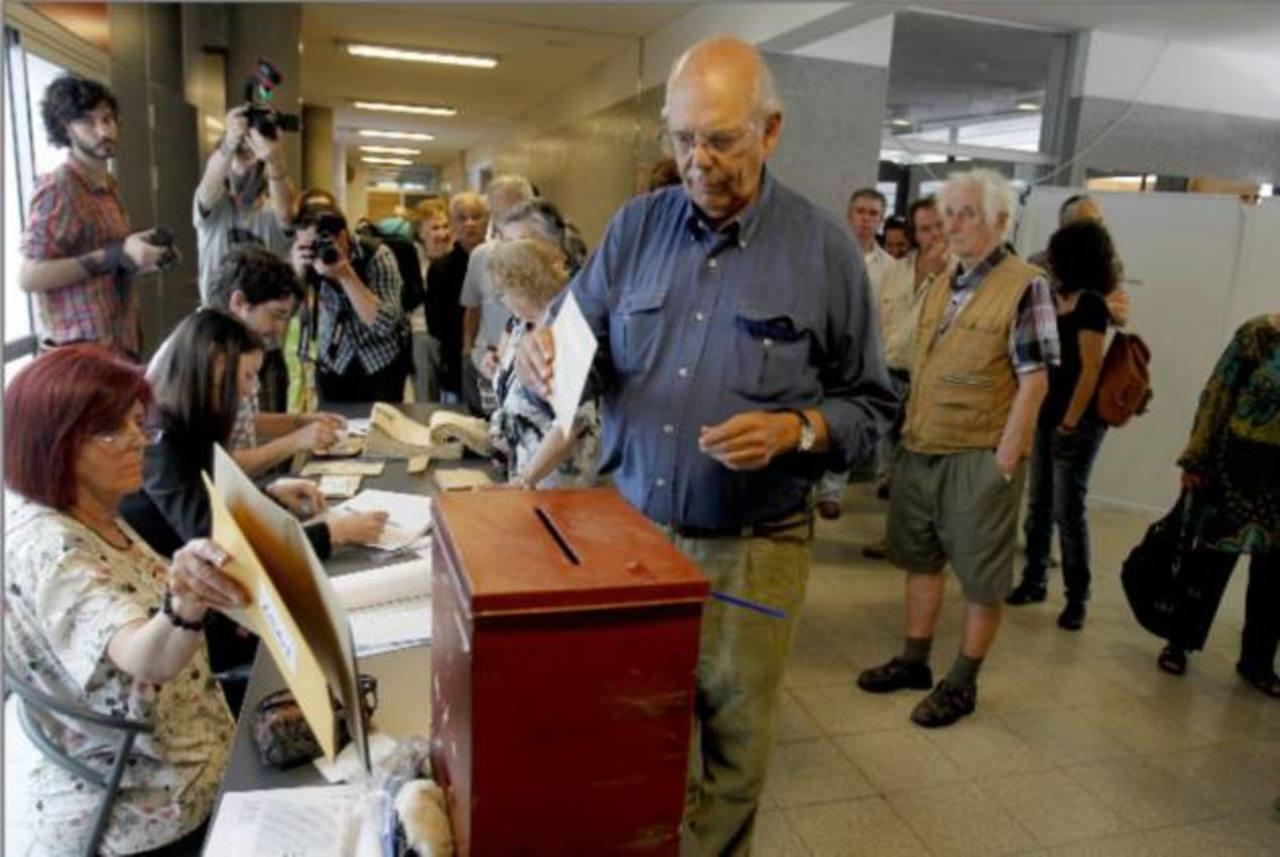 Uruguay definirá a su próximo presidente en una segunda vuelta