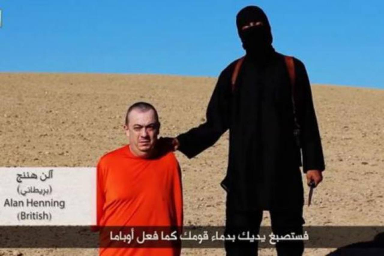 ISIS decapita al británico Alan Henning