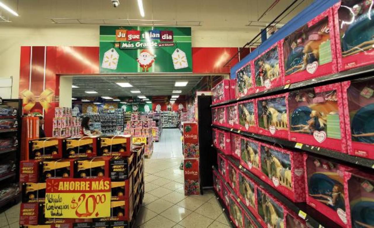 Walmart La Venta Juguetes Crecera 5 Elsalvador Com
