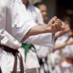 José Mario Romero, maestro de karate y tae kwon do. Foto EDH/ilustrativa.