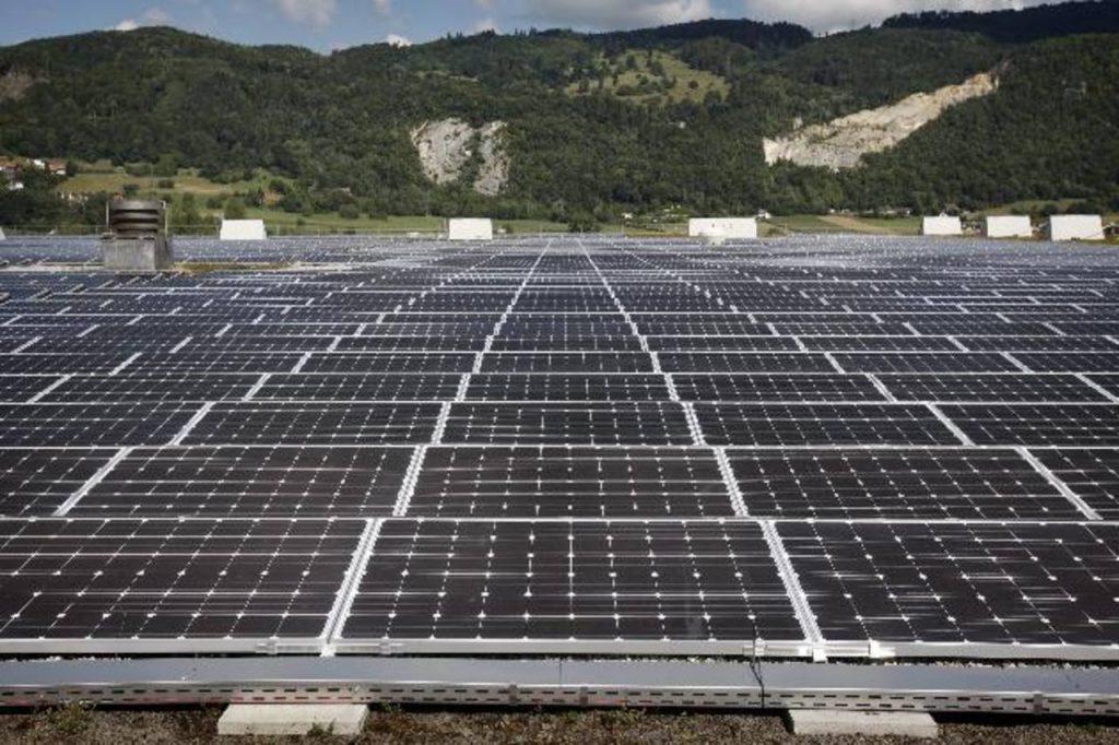 Con la licitación, Brasil incursionará con una importante inversión en parques de generación solar. Foto EDH /archivo.