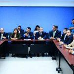 Los magistrados del TSE dijeron que han tenido que reducir gastos para poder realizar las elecciones. foto edh / ARCHIVO