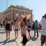 El turismo, que ha registrado un crecimiento mayor al 11%, es uno de los sectores que ha impulsado el despegue de Grecia.
