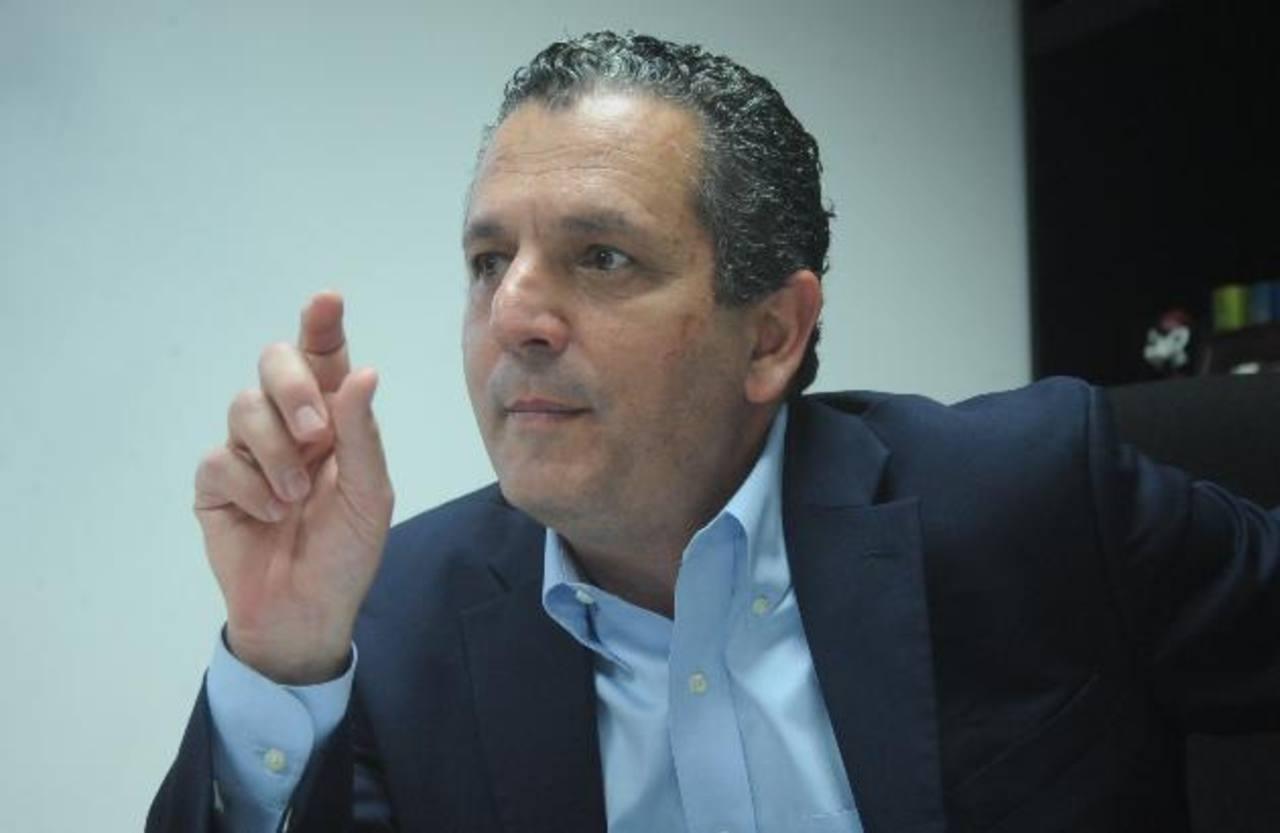 Candidato Edwin Zamora sostiene reunión con alcalde guatemalteco Álvaro Arzú