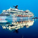 Carnival Cruise es onocida como la compañía de cruceros más popular del mundo.