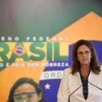 La presidenta ejecutiva de Petrobras, María das Gracas Foster, prometió investigar las denuncias.—Foto archivo.