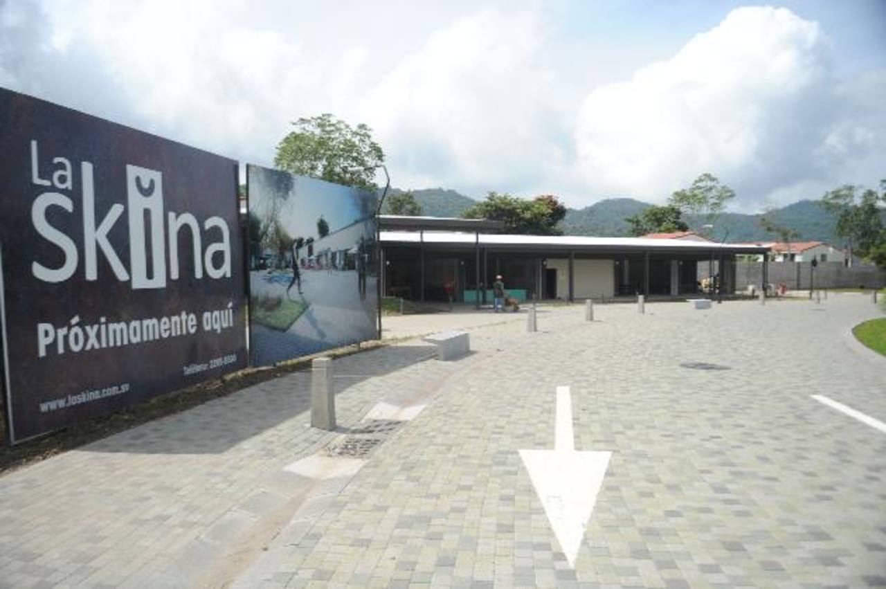 Bolívar espera que La Skina atienda las necesidades de conveniencia de la zona y se convierta en punto de encuentro que complemente los comercios existentes en Santa Tecla.