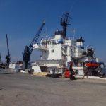 Calvo cuenta con una flota de siete barcos que navegan en el Océano Atlántico. FOTO/cortesía calvo.