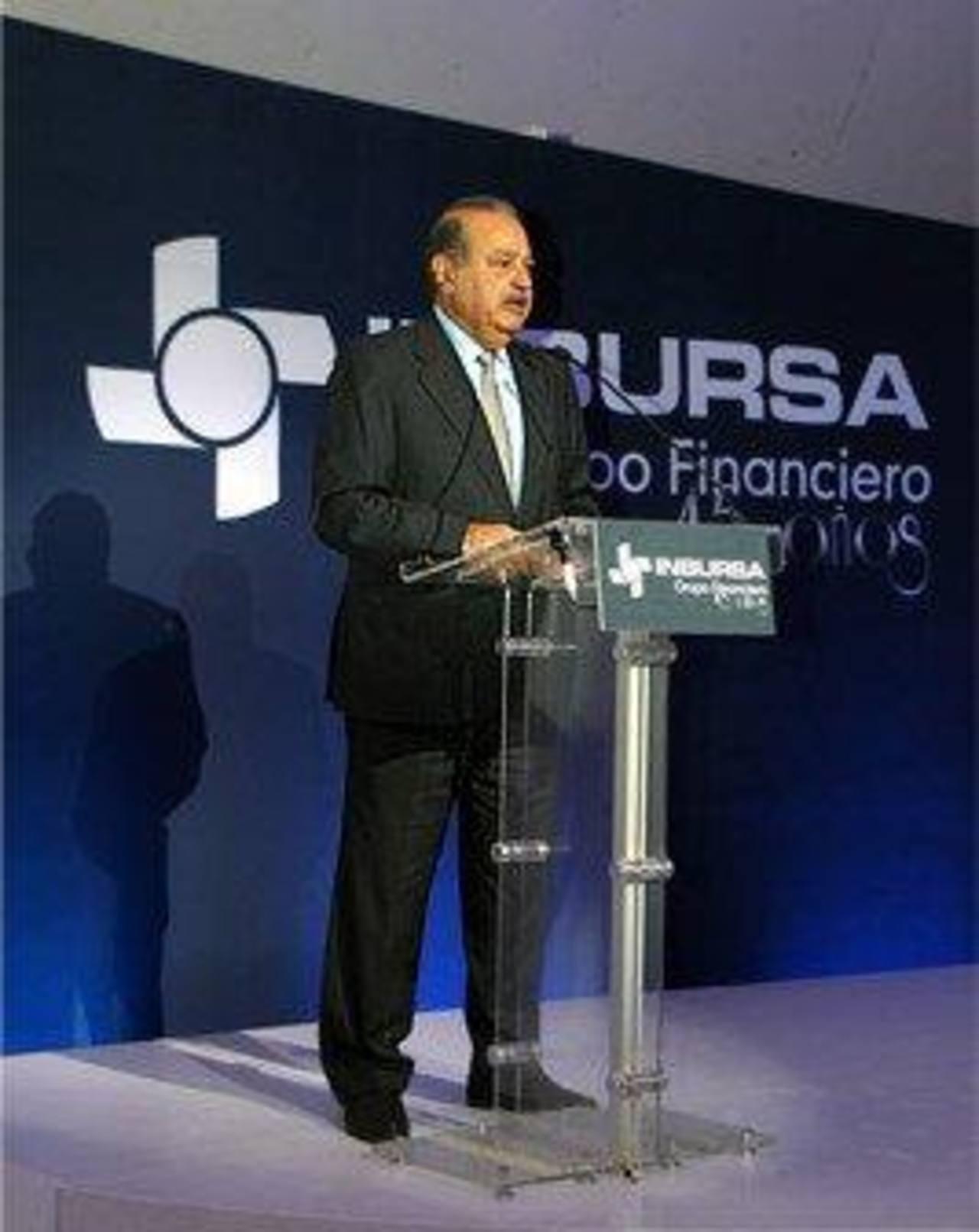 El magnate Carlos Slim tiene luz verde para la compra del Banco Standard de Investimentos en Brasil, con activos netos por unos 45 millones de dólares.