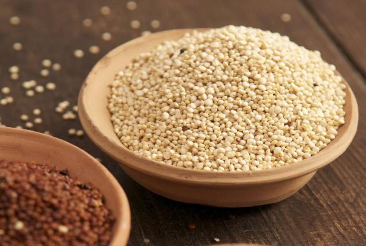 2013 fue el Año Internacional de la quinua, en reconocimiento a las propiedades nutricionales del grano milenario.