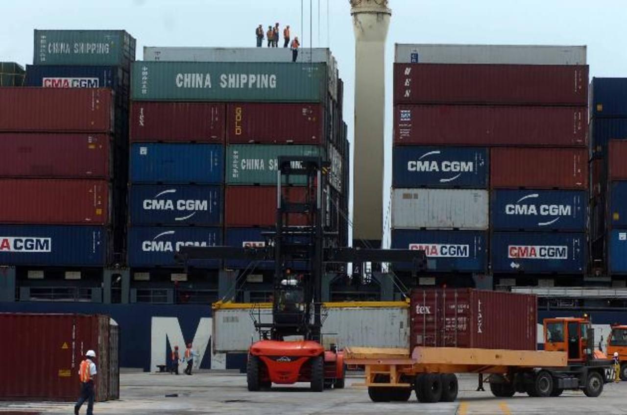 Las exportaciones han tenido un comportamiento negativo durante todo este año.