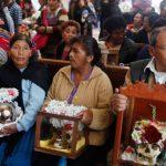 Calaveras agasajadas en Bolivia