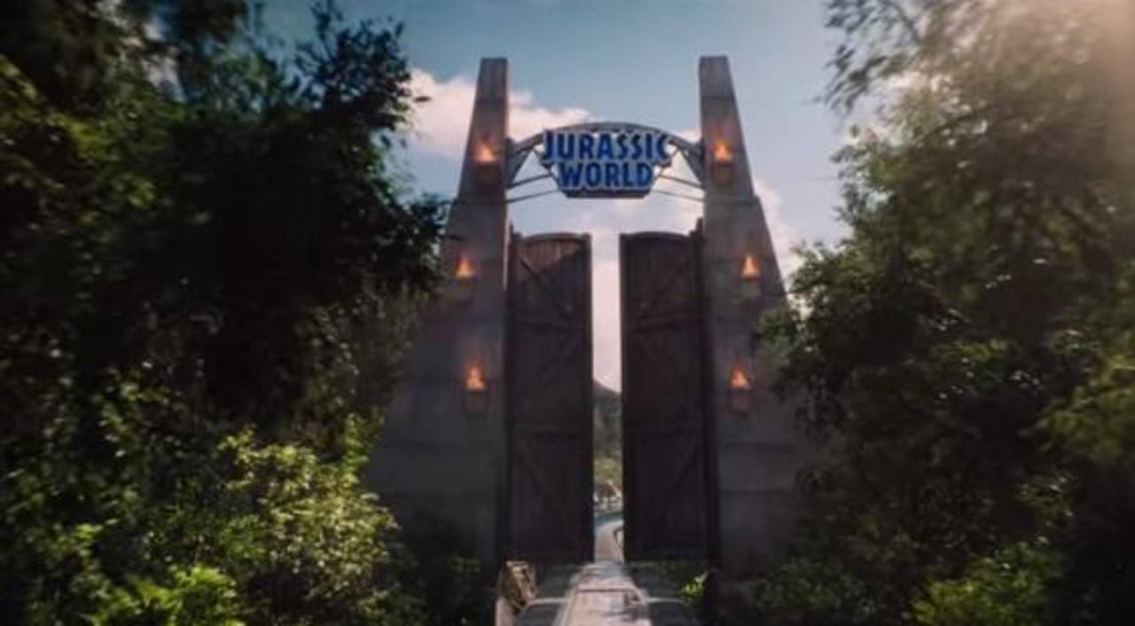 VIDEO: Revelan avance del trailer de Jurassic Park
