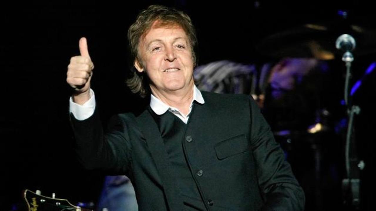 """Paul McCartney presentó """"New"""" en octubre de 2013. Ahora quiere sorprender a sus fans con un nuevo producto."""
