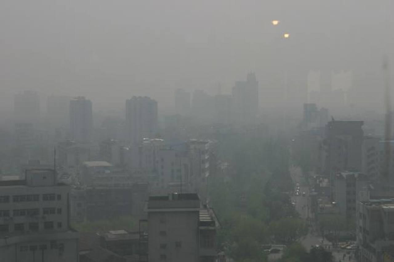 La contaminación del aire afecta a la mayoría de las grandes ciudades del mundo.