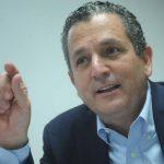 Edwin Zamora, candidato de ARENA para San Salvador, espera visitar a otros alcaldes de Sudamérica. Foto edh / ARCHIVO