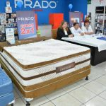 Prado tendrá camas Facenco en todas sus salas de venta. foto edh / David Rezzio