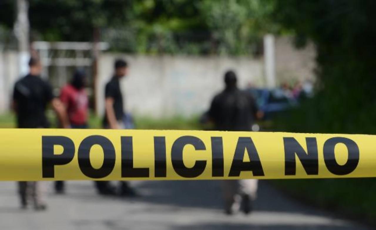 Pandilleros asesinan a dos hombres en Ahuachapán