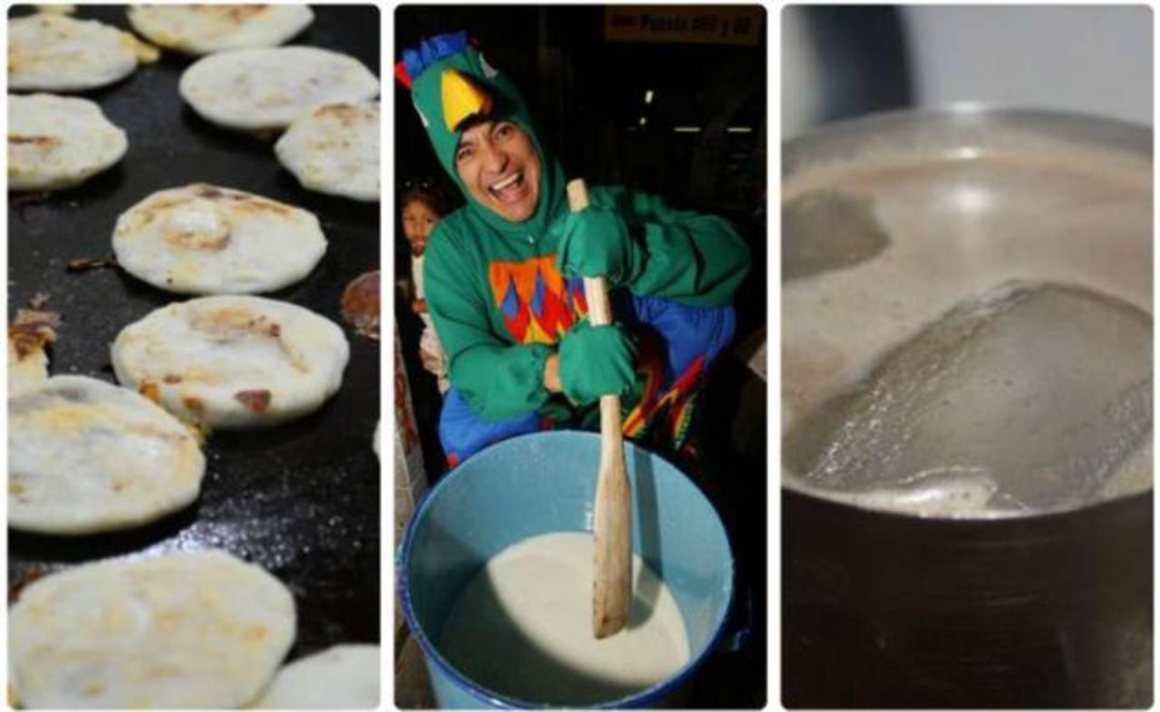 6 cumbias alusivas a la gastronomía salvadoreña
