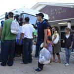 Los beneficiados son unos 300 migrantes.