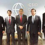 El Fiscal General representa a El Salvador junto al presidente de CEL y el Secretario para Asuntos Legislativos y Jurídicos de la Presidencia de la República.