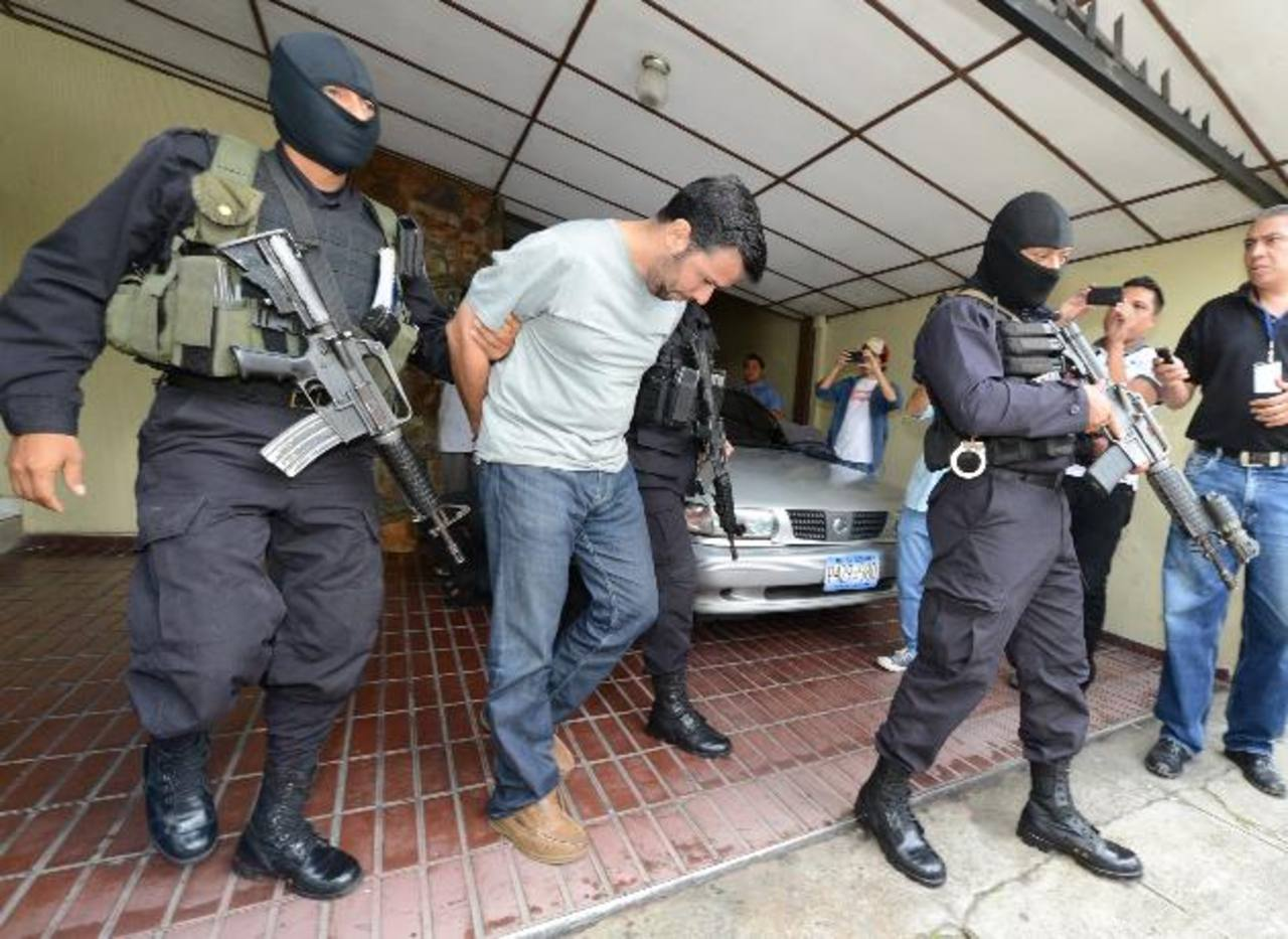 Rodrigo Chávez Palacio fue identificado por vecinos como la persona que vivía en la casa donde hubo un homicidio. Foto EDH