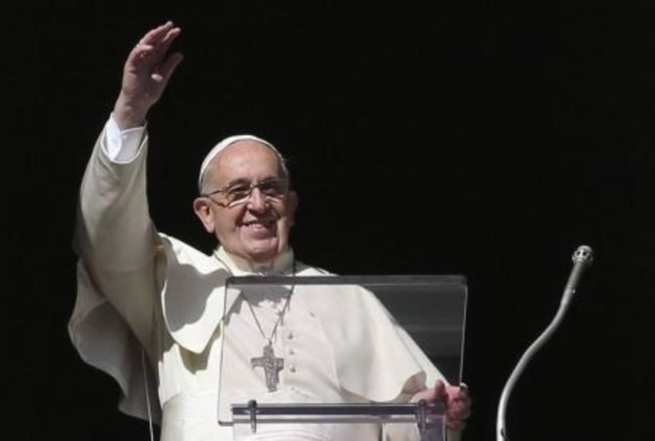 Papa Francisco dice que visitará Estados Unidos el próximo año