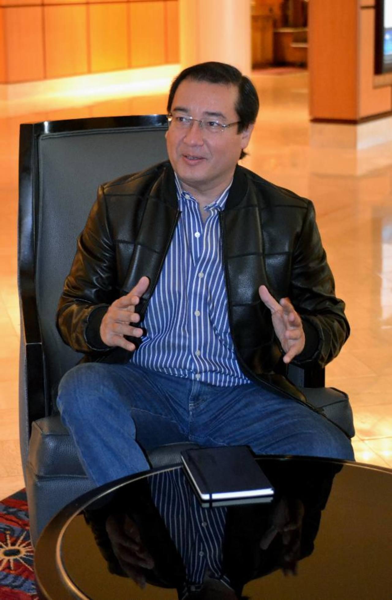 """Fiscal Luis Martínez: """"Debemos buscar una solución integral en el caso CEL - Enel"""""""