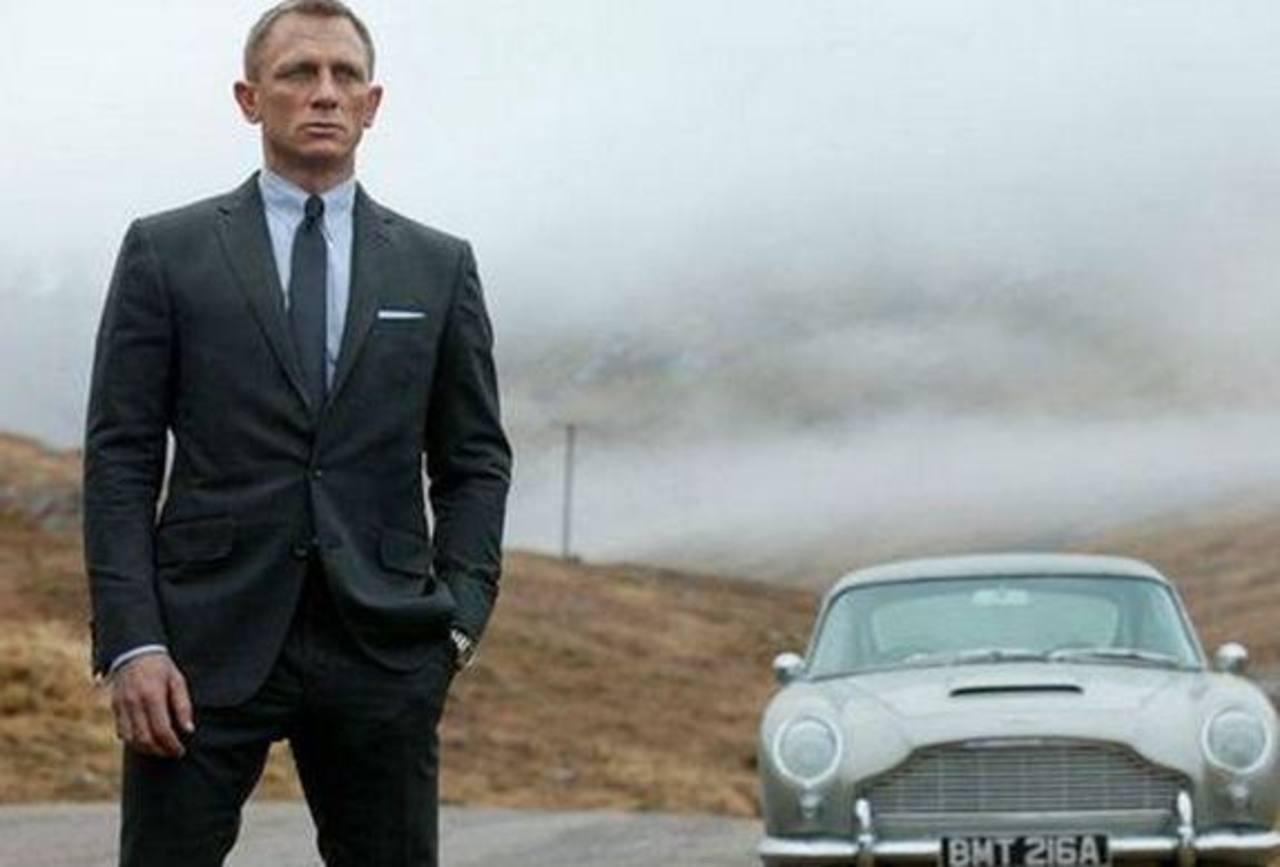 Roma se convertirá en escenario de la próxima película de James Bond
