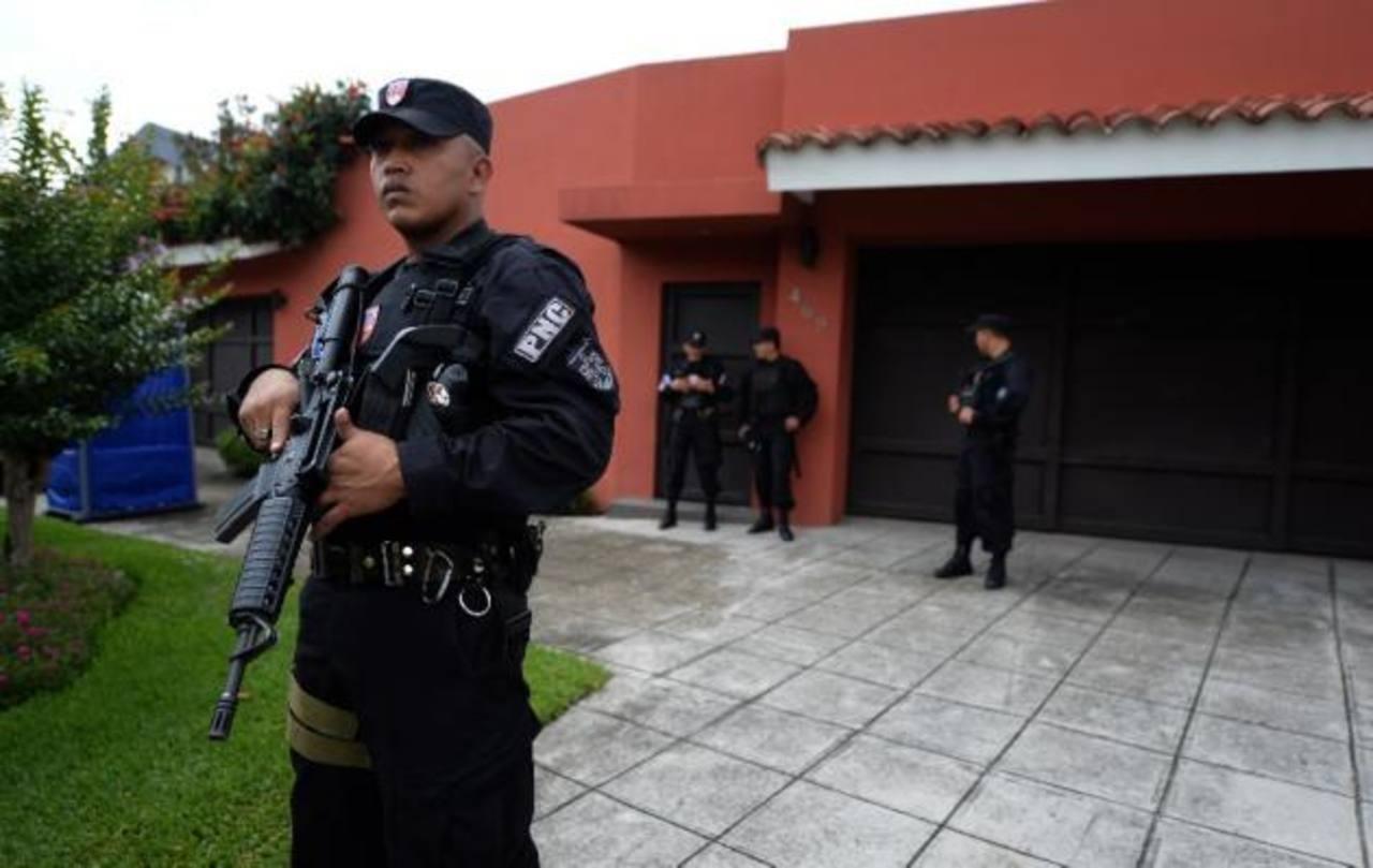 Conceden arresto domiciliar a Francisco Flores