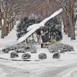 Ola de frío golpea al centro-occidente de EE.UU.