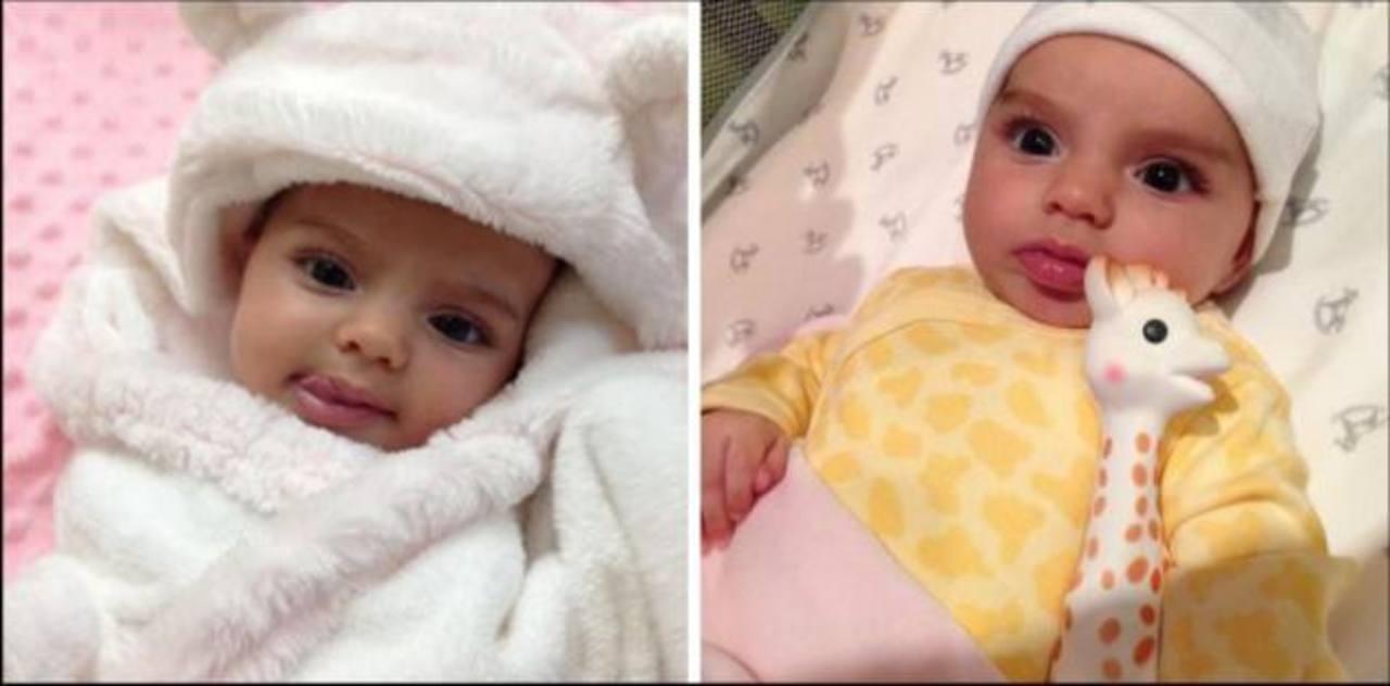 Hija de Eugenio Derbez cumple tres meses