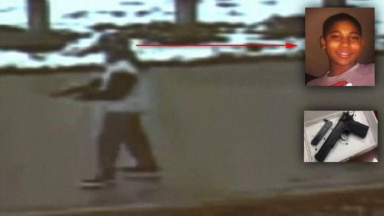Policía mata a niño en EE.UU. y momento es registrado en cámara de seguridad
