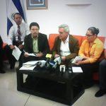 Piden a Sánchez Cerén vetar reformas a Ley de Partidos Políticos