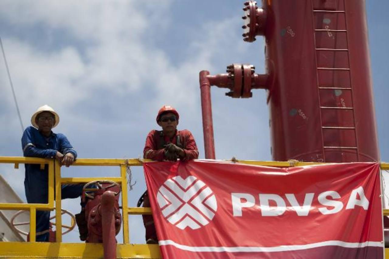 Irán y Venezuela necesitan precios más altos del petróleo que otros miembros de los productores. Foto EDH/archivo
