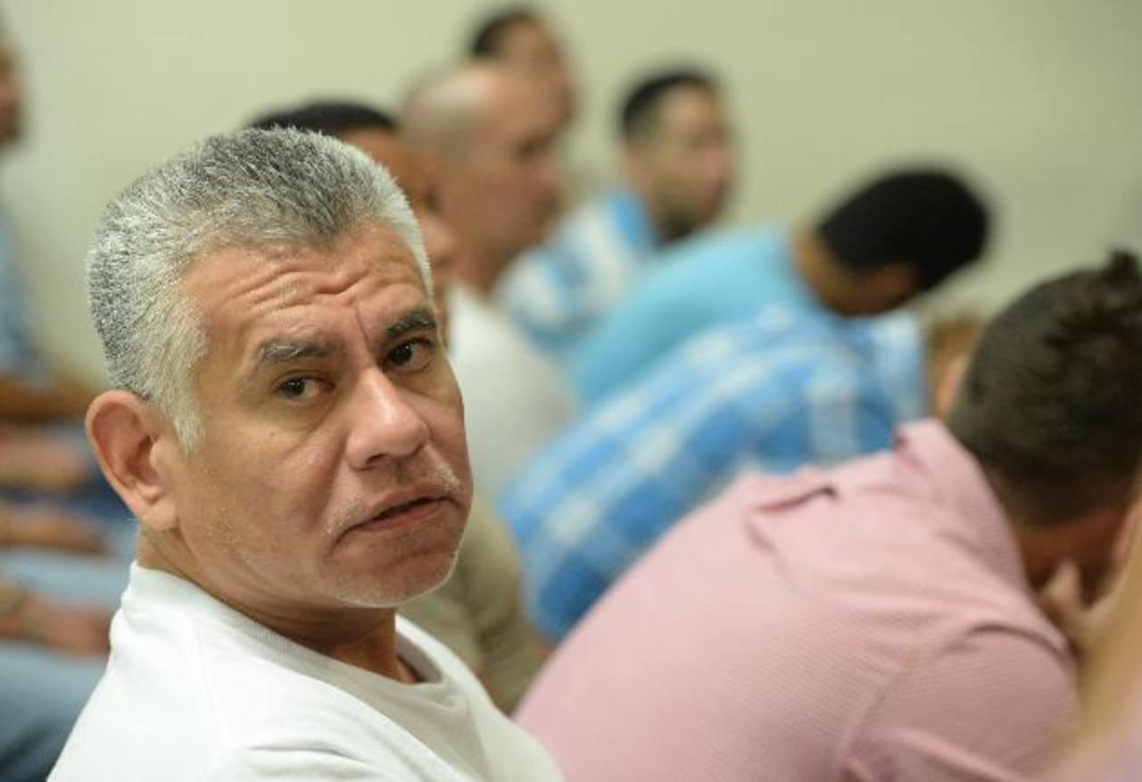A Roberto Herrera lo señala la Fiscalía de ser el cabecilla de una banda de robacarros.
