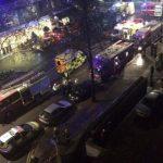 Una explosión de gas en un céntrico hotel de Londres causa 14 heridos