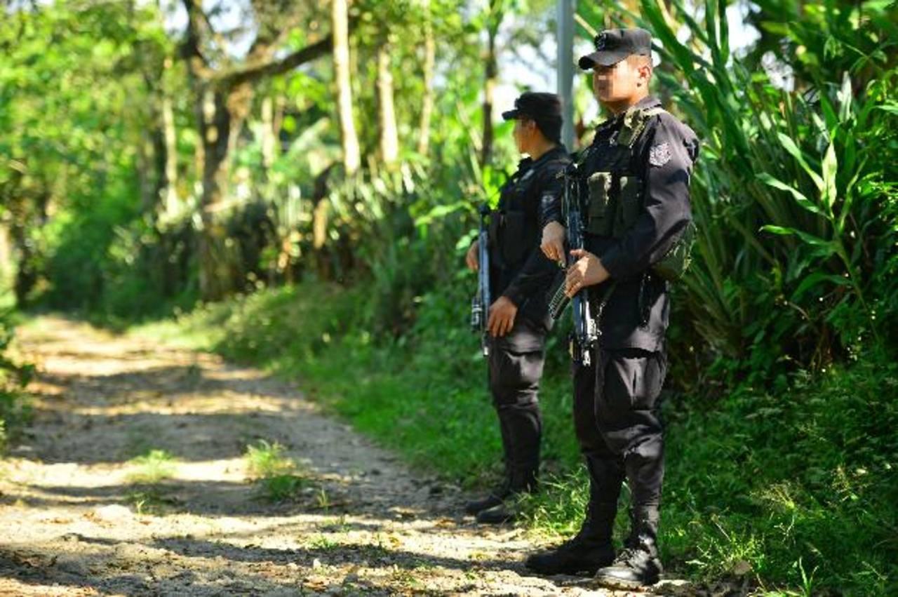 Carlos Merino fue asesinado cuando realizaba labores agrícolas.