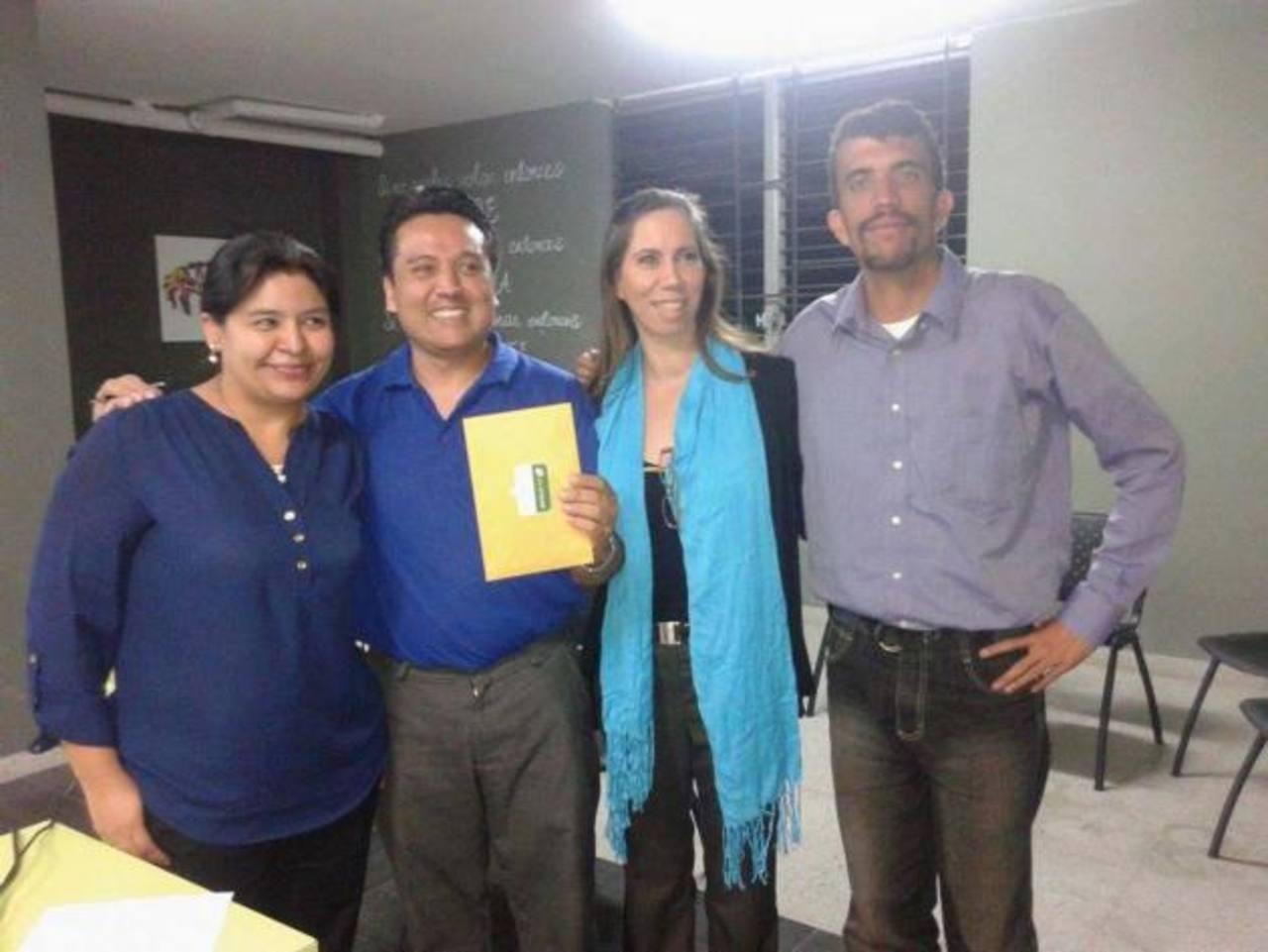 El juego Cuenta Historias fue el ganador del tercer lugar de la primera edición Desarrollando América Latina El Salvador 2014. foto cortesía