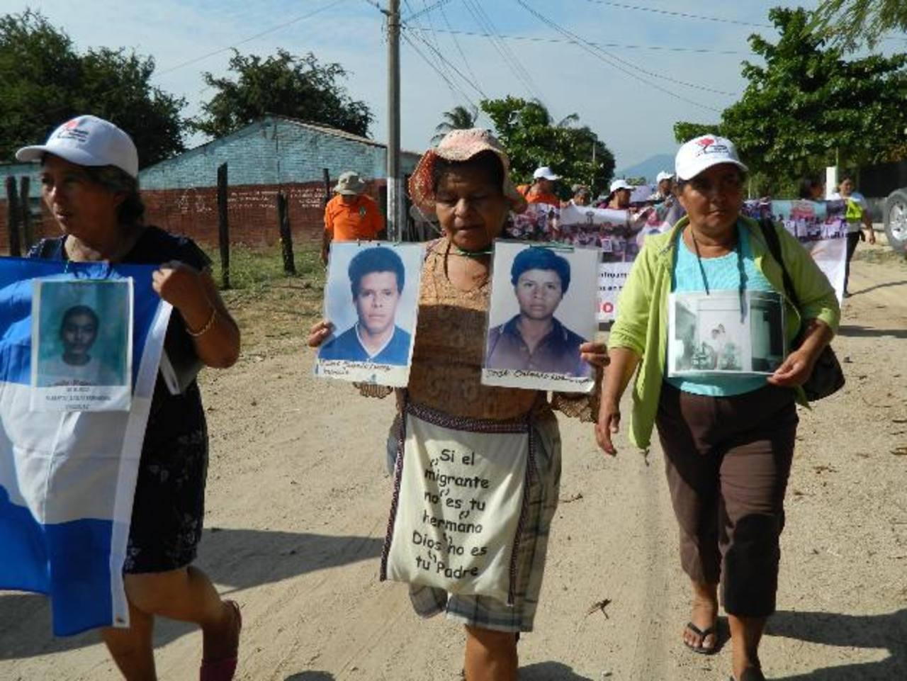 Madres centroamericanas buscarán a sus hijos desaparecidos en México