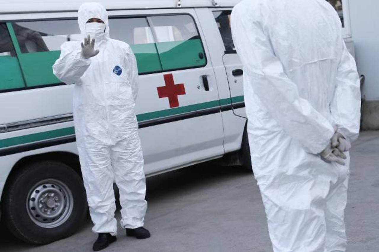 Doctor de Sierra Leona contagiado de ébola
