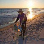 Video: A sus 100 años, mujer ve el mar por primera vez
