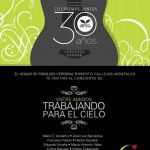 El concierto reunirá a nueve artistas en el escenario.