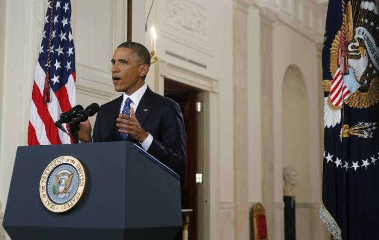 Obama defiende medidas inmigratorias