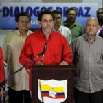 Las FARC admite tener a general del Ejército colombiano