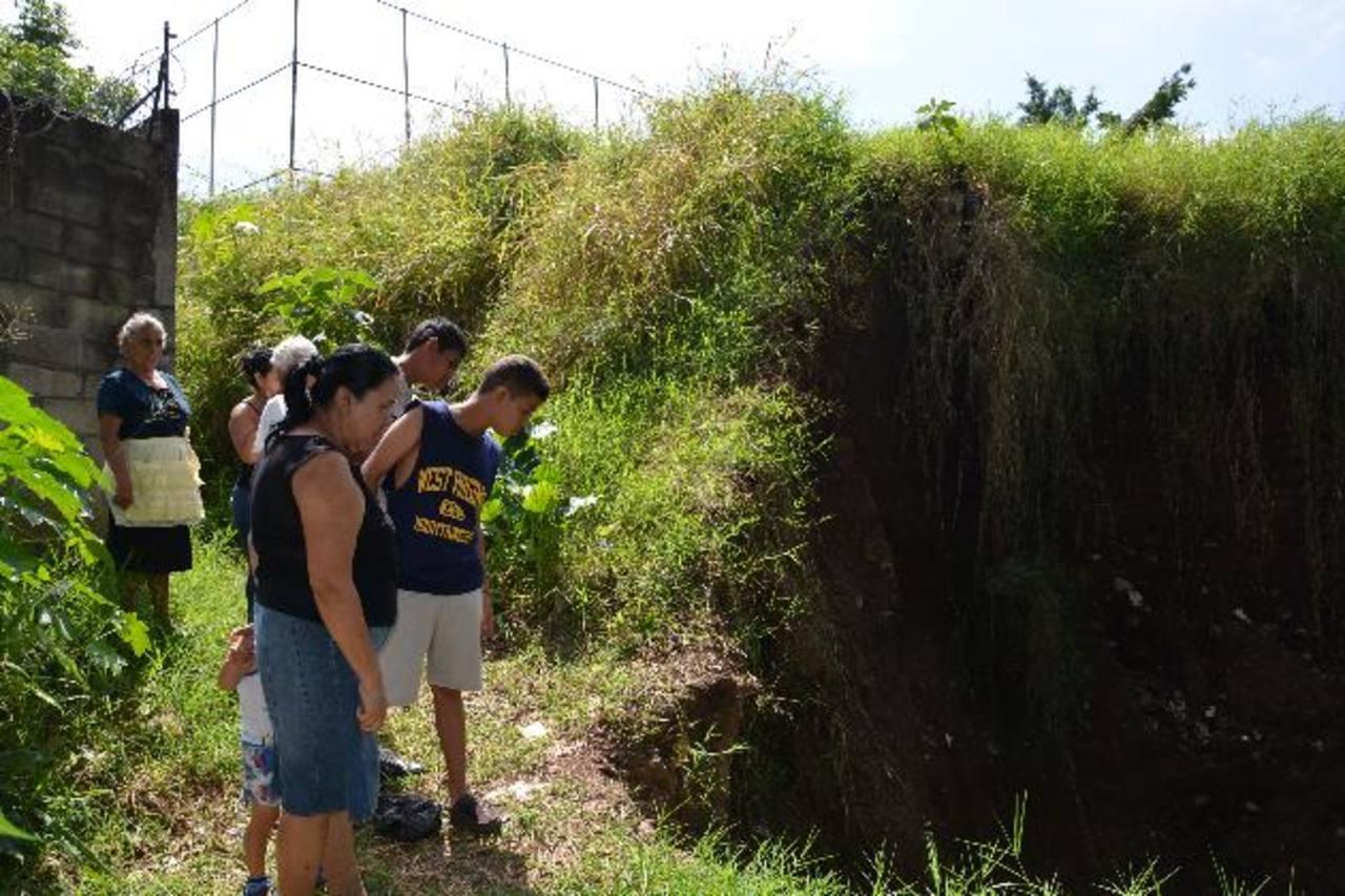 Los trabajos de reparación afectarán la cancha de fútbol. Foto EDH / iris lima